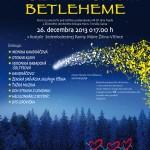 V slovenskom Betleheme
