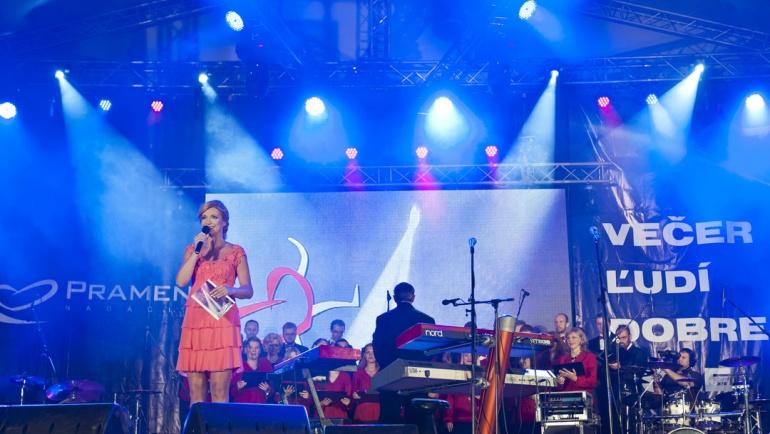 Benefičný koncert Večer ľudí dobrej vôle bude v Nitre